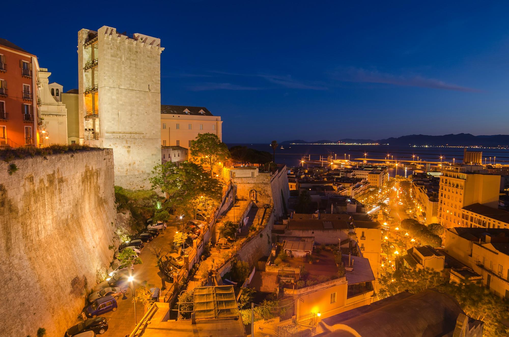 cagliari bastione di santa croce italy - photo#6