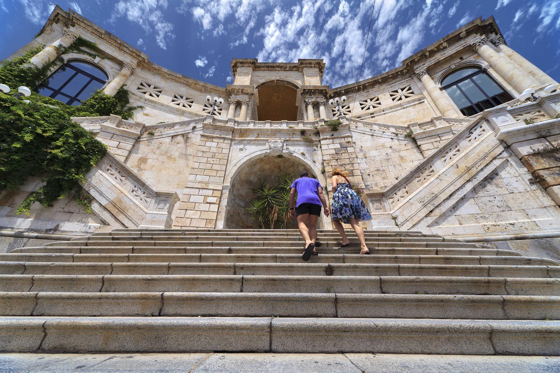 Saint Remy Bastion Sardegnaturismo Sito Ufficiale Del