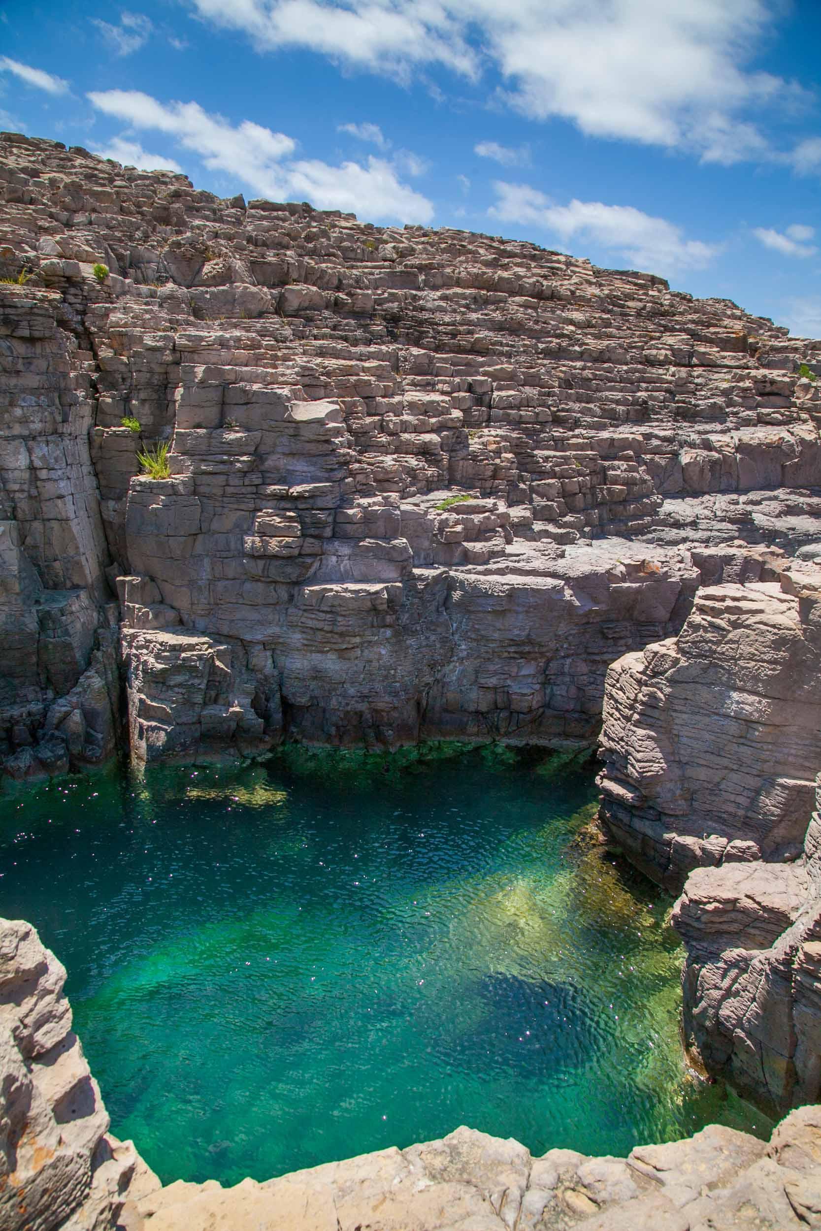 La conca sardegnaturismo sito ufficiale del turismo della regione sardegna - Isola di saona piscine naturali ...
