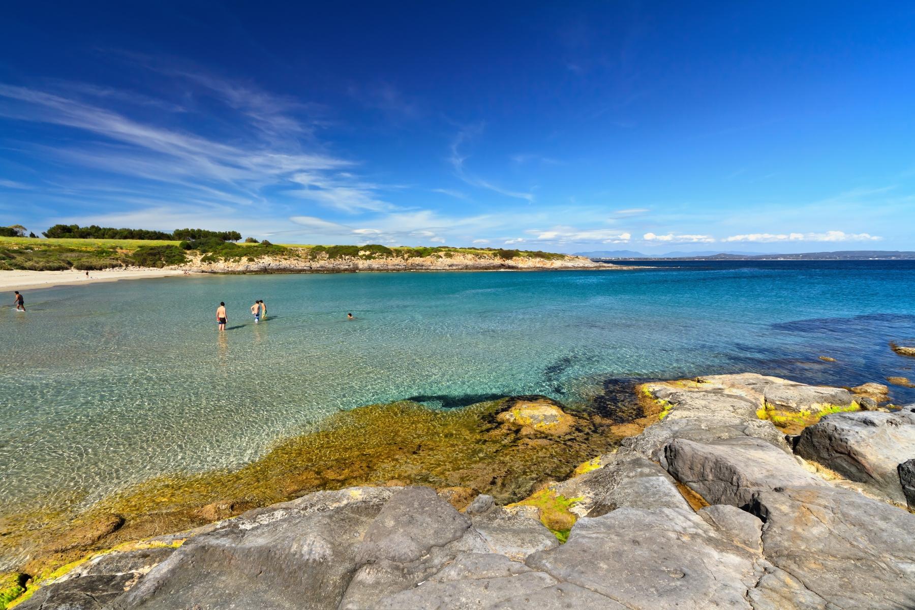 San pietro sardegnaturismo sito ufficiale del turismo della spiaggia la bobba isola san pietro sciox Gallery