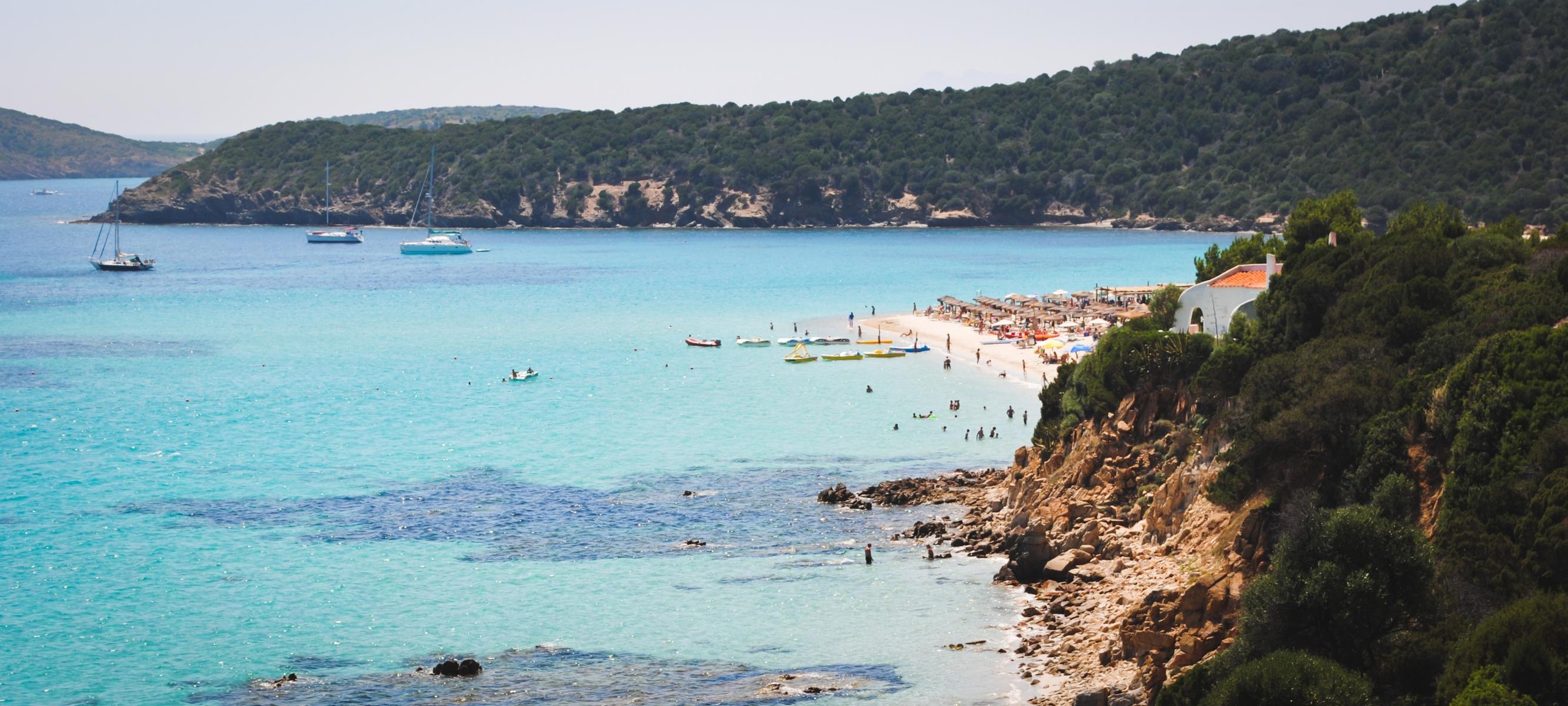 Tuerredda sardegnaturismo sito ufficiale del turismo for Disegni da camera da spiaggia