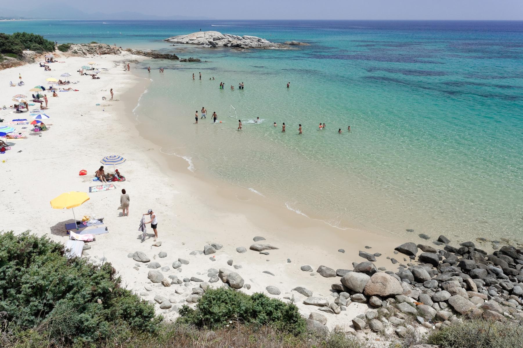 Santa giusta sardegnaturismo sito ufficiale del turismo della regione sardegna - Spiaggia piscina rei ...