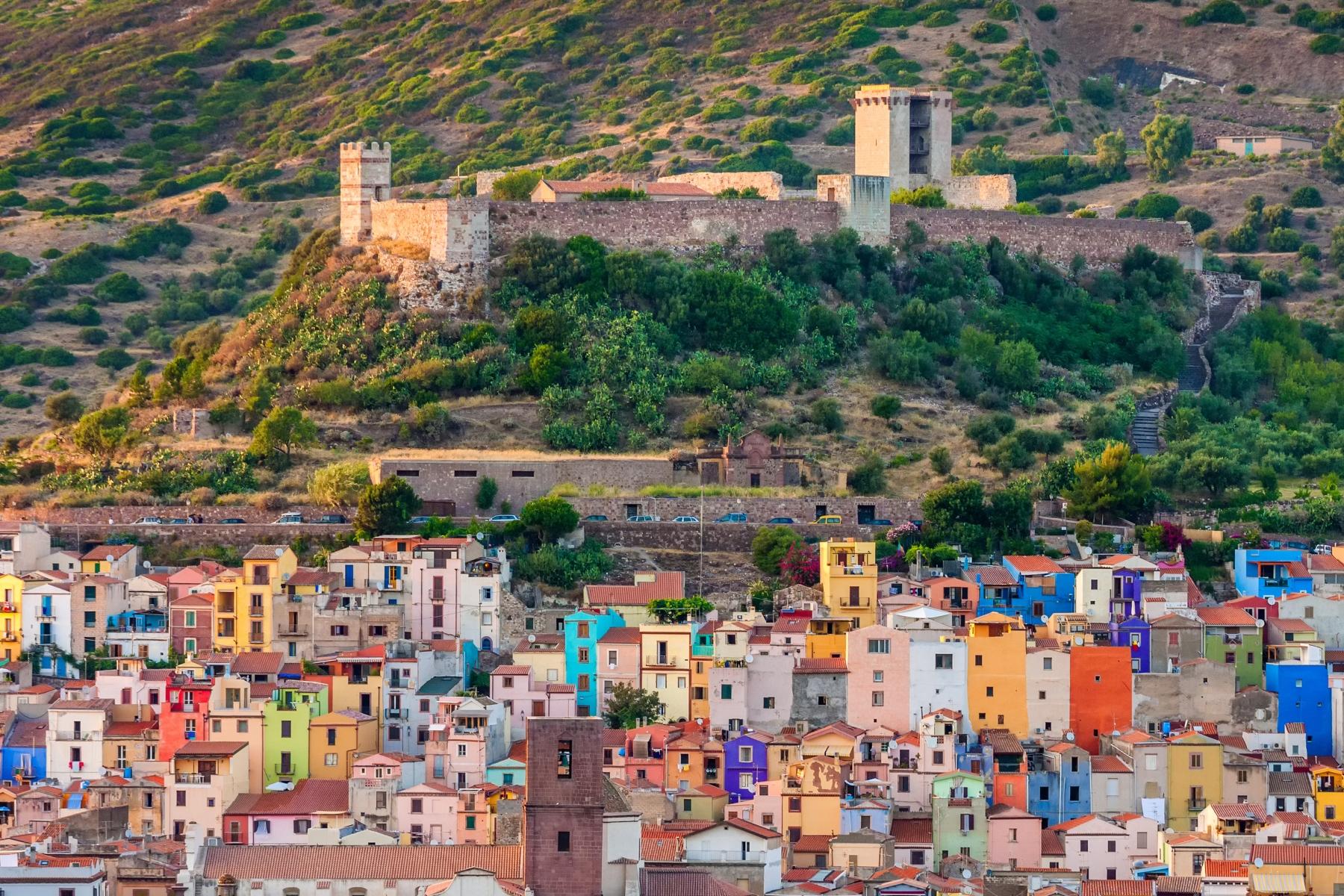 Castello di serravalle o dei malaspina sardegnaturismo for Serravalle italy