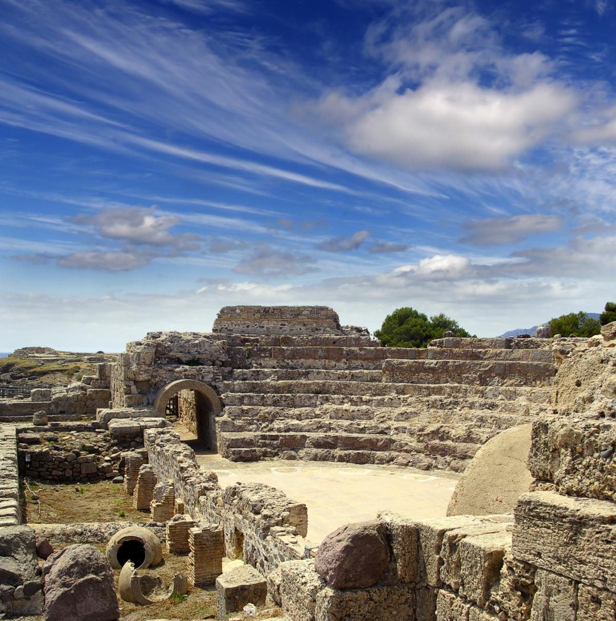 Ancient city of nora | SardegnaTurismo - Sito ufficiale ...