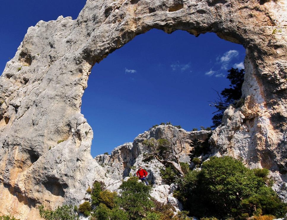 Arco Lupiru - Supramonte di Baunei
