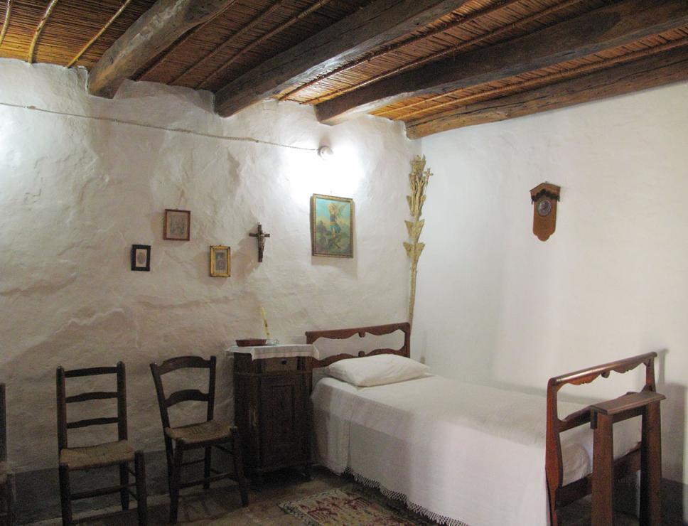 Interno della Casa museo Fra Nicola - Gesturi