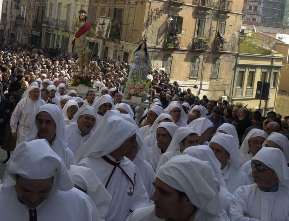 Riti settimana santa - Cagliari