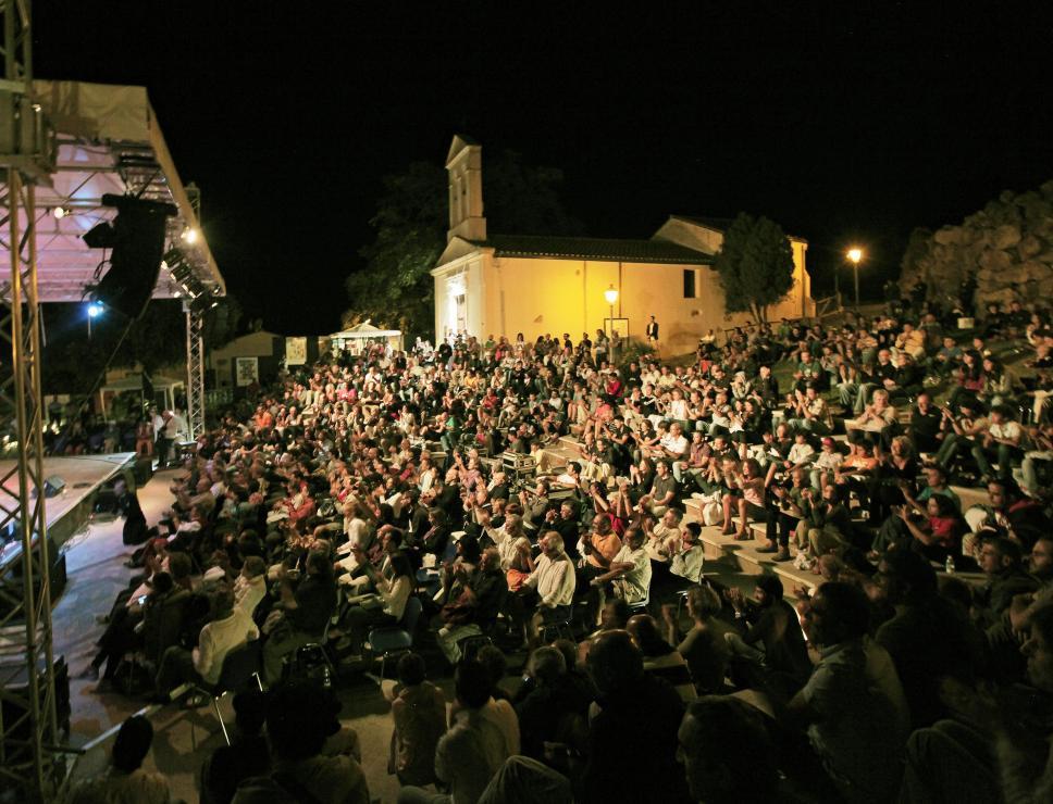 Ai confini tra Sardegna e jazz - concerto tra chiesa e nuraghe - Sant'Anna Arresi