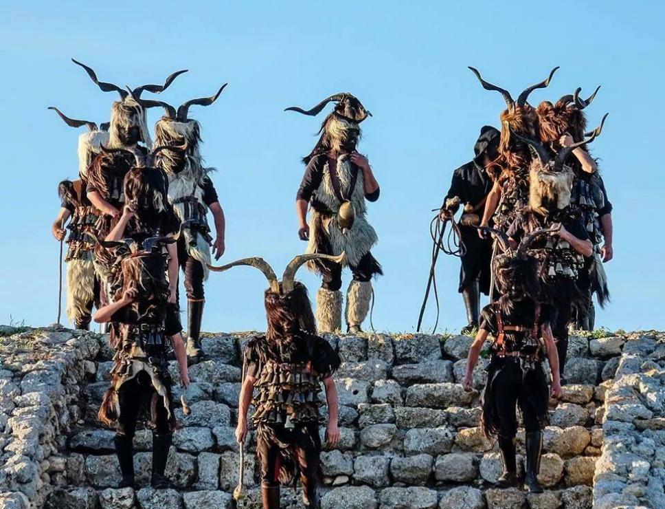A Maimone - carnevale di Samugheo