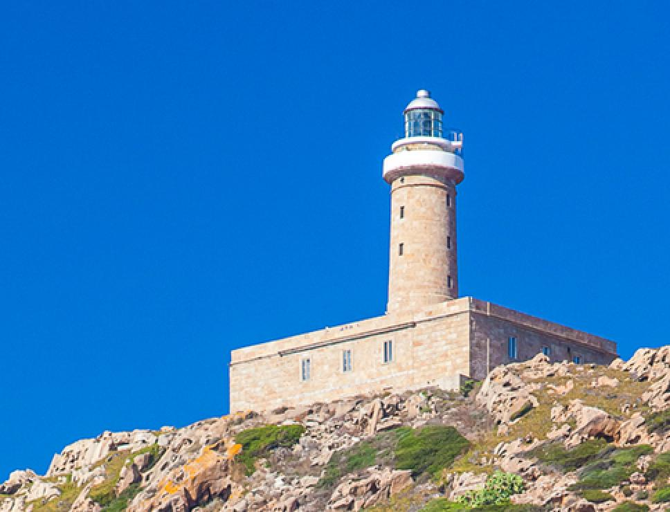 Faro, Capo Sandalo - Isola di san Pietro