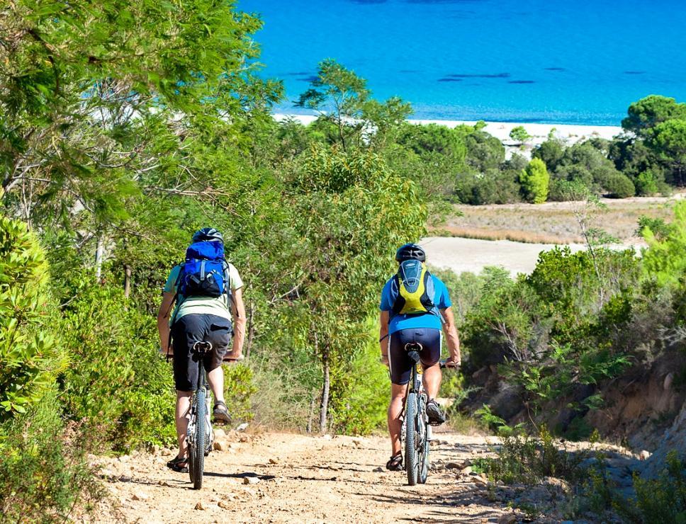Orosei in bici