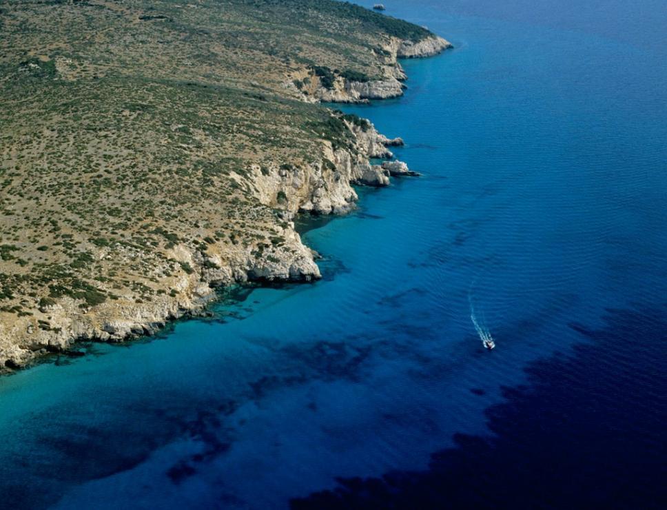 Costa dell'isola di Sant'Antioco