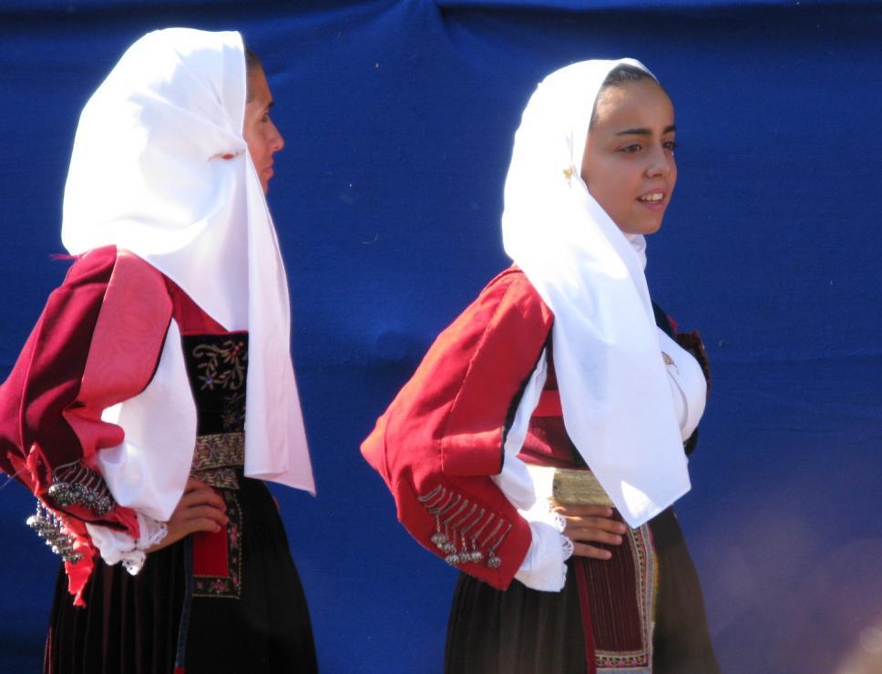 Donne in abito tradizionale - Nuoro