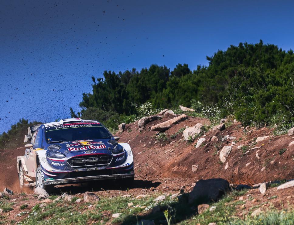 tappa Rally Italia Sardegna 2018