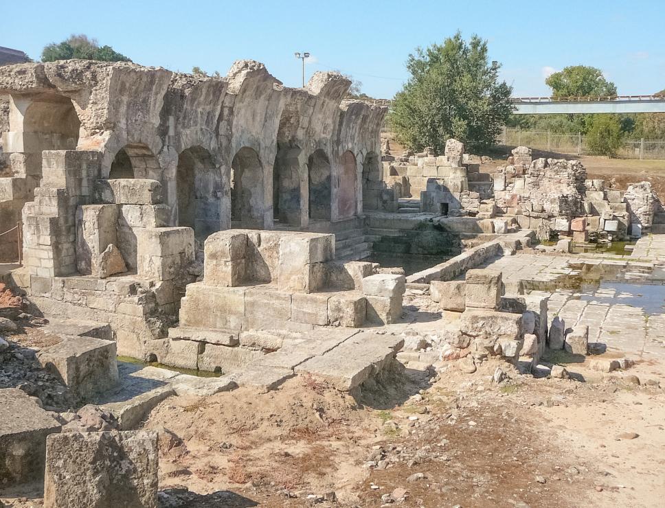 Terme Romane - Fordongianus
