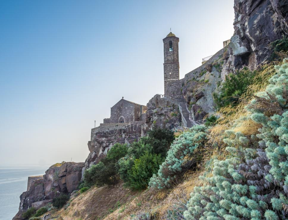 Chiesa Sant'Antonio - Castelsardo