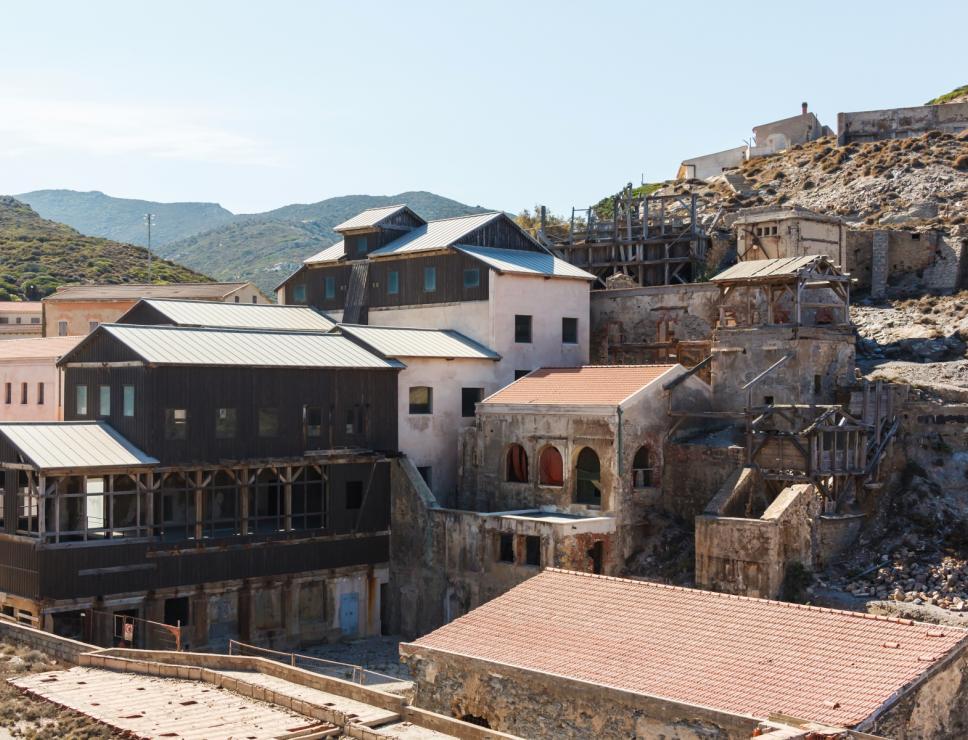 Miniera dell'Argentiera - Alghero