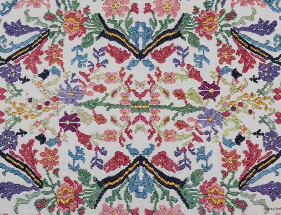 Particolare tappeto - Mogoro