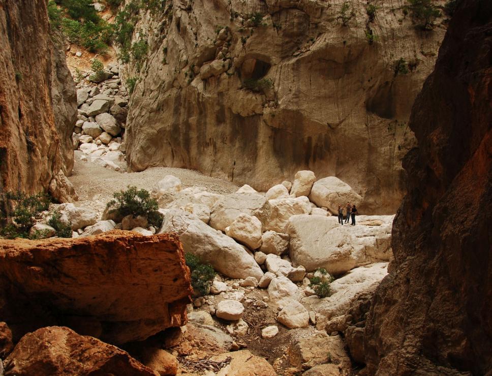 Canyon Gorropu