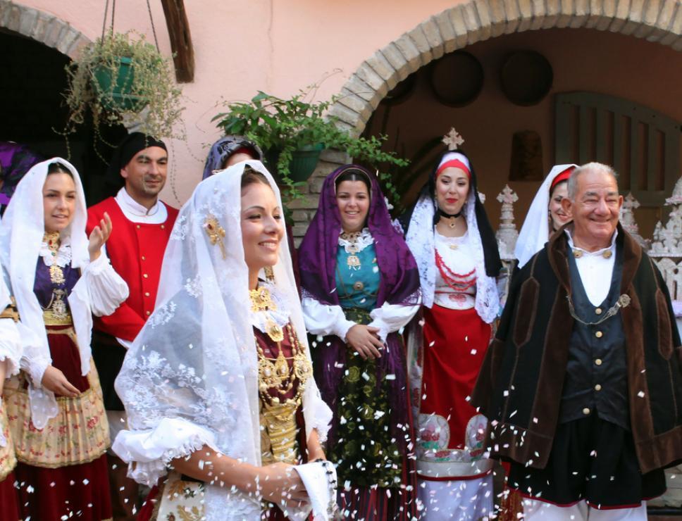 Benedizione della sposa