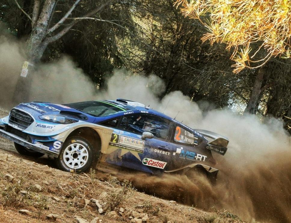 tappa Rally Italia Sardegna 2017