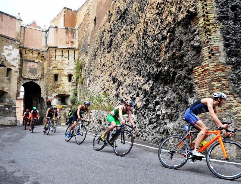 Itu World Cup_prova di biking_Castello-Cagliari