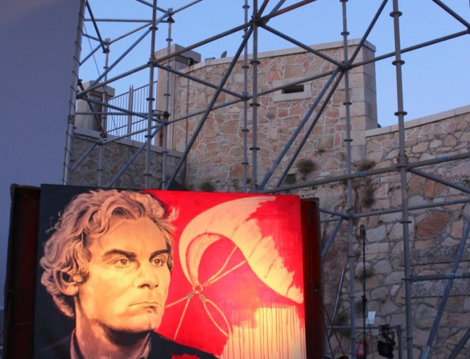 La Valigia dell'attore - Fortezza i Colmi - La Maddalena