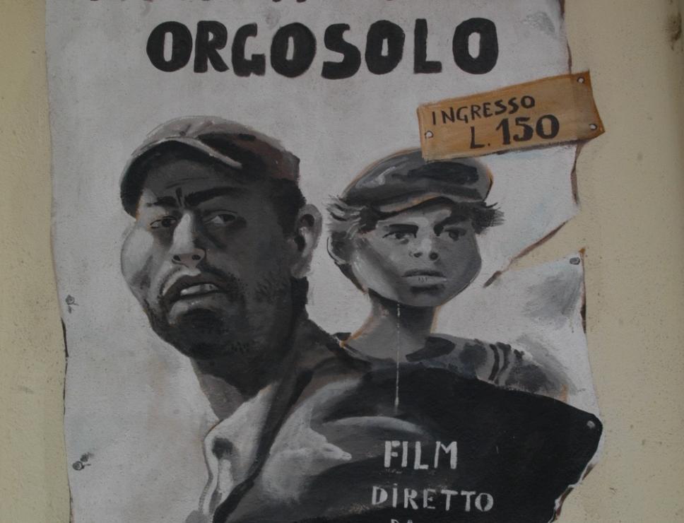 Banditi a Orgosolo, murales