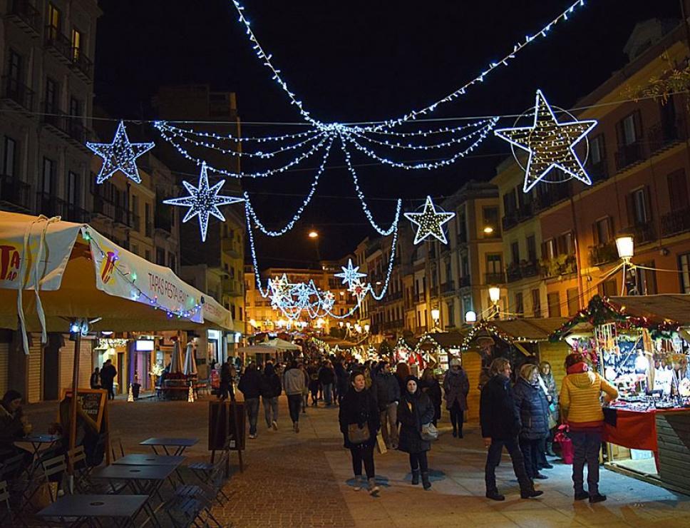 Mercatino di Natale - Cagliari