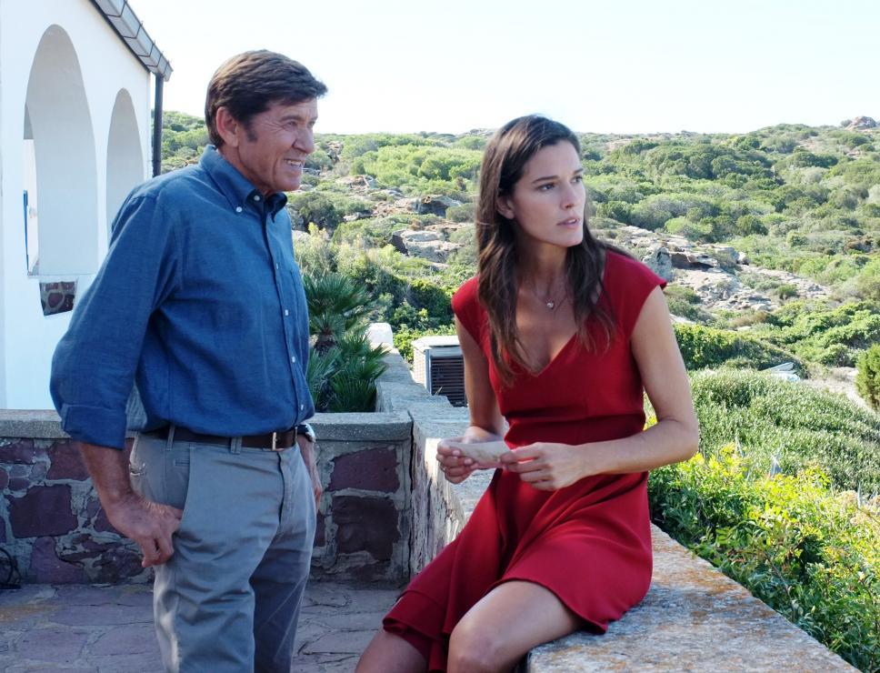 Gianni Morandi&Chiara Baschetti _set isola di Pietro_Carloforte