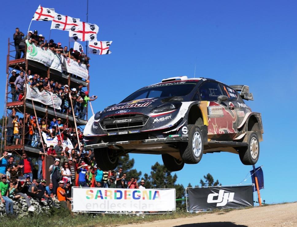 Ogier-Ingrassia, Rally Italia Sardegna 2018