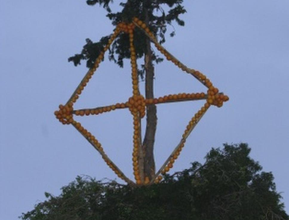 Fuochi di sant'Antonio Abate - Orosei