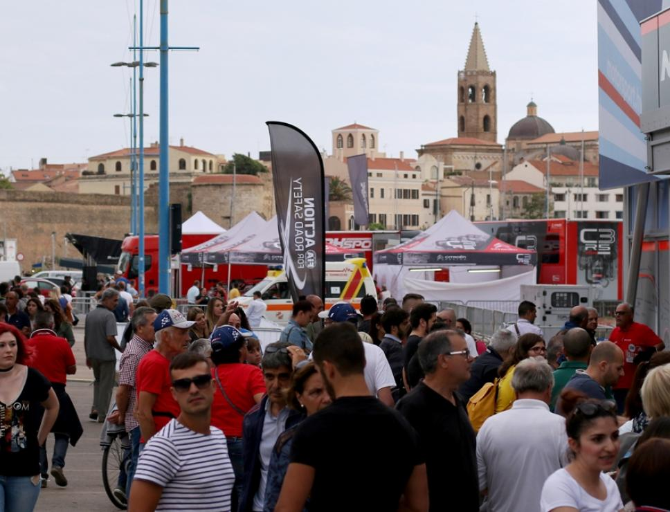 porto Alghero - Rally Italia Sardegna