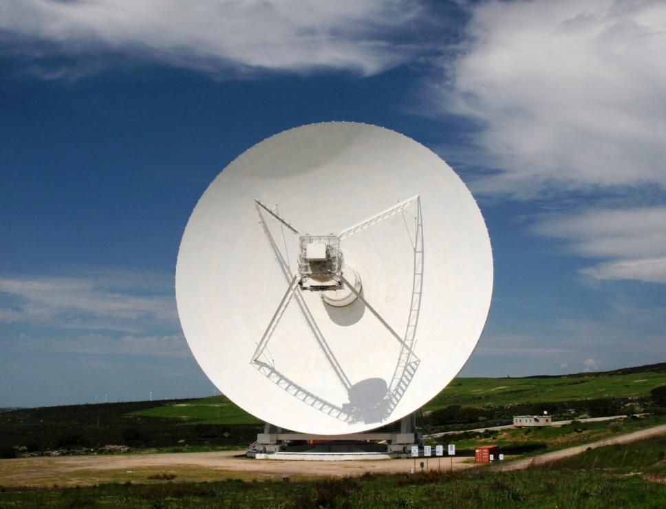 Radiotelescopio di San Basilio