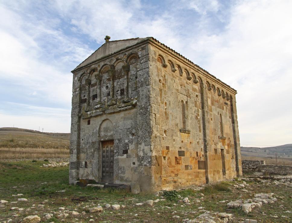 San Nicola di Trullas - Semestene