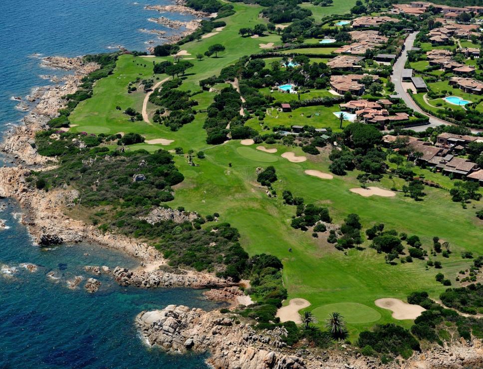 Golf San Teodoro Puntaldia