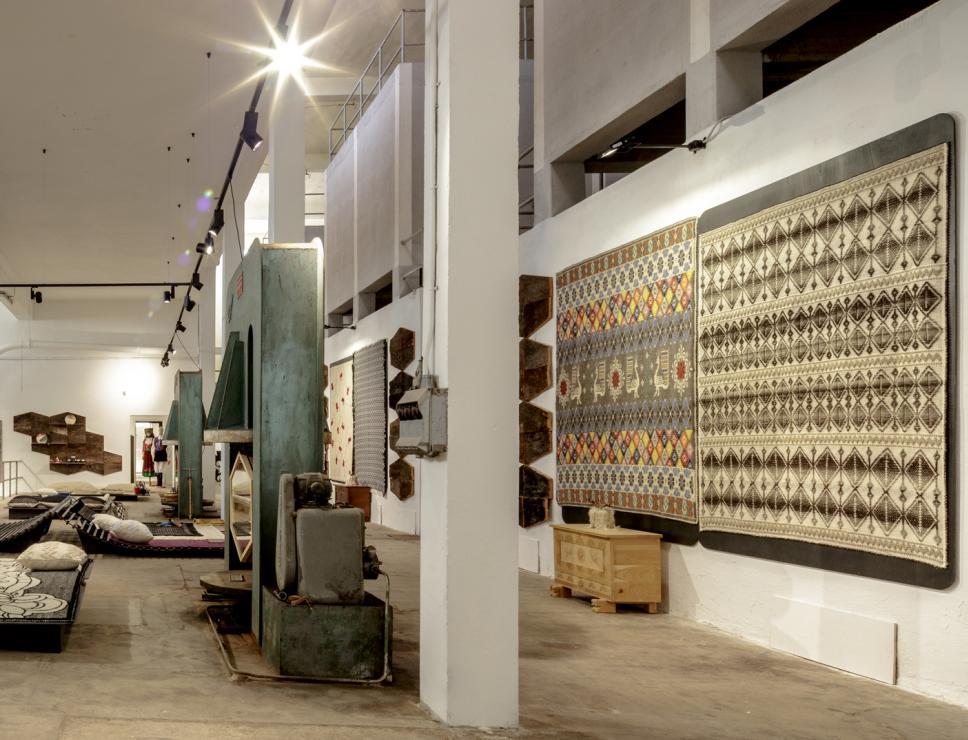 Tessingiu - Mostra dell'artigianato sardo - Samugheo