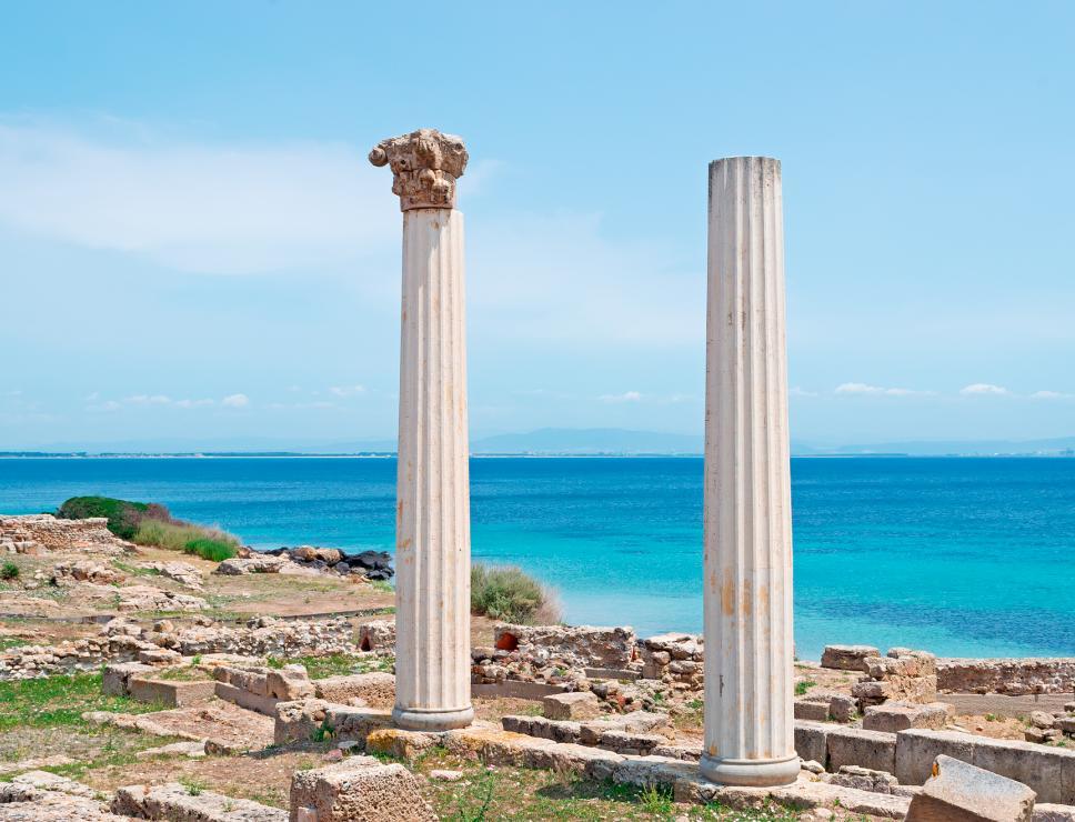 Antica città di Tharros - Cabras