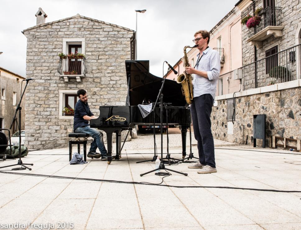 Time in jazz 2015 - Sant'Antonio di Gallura