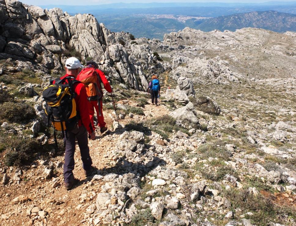 trekking_monte corrasi_oliena