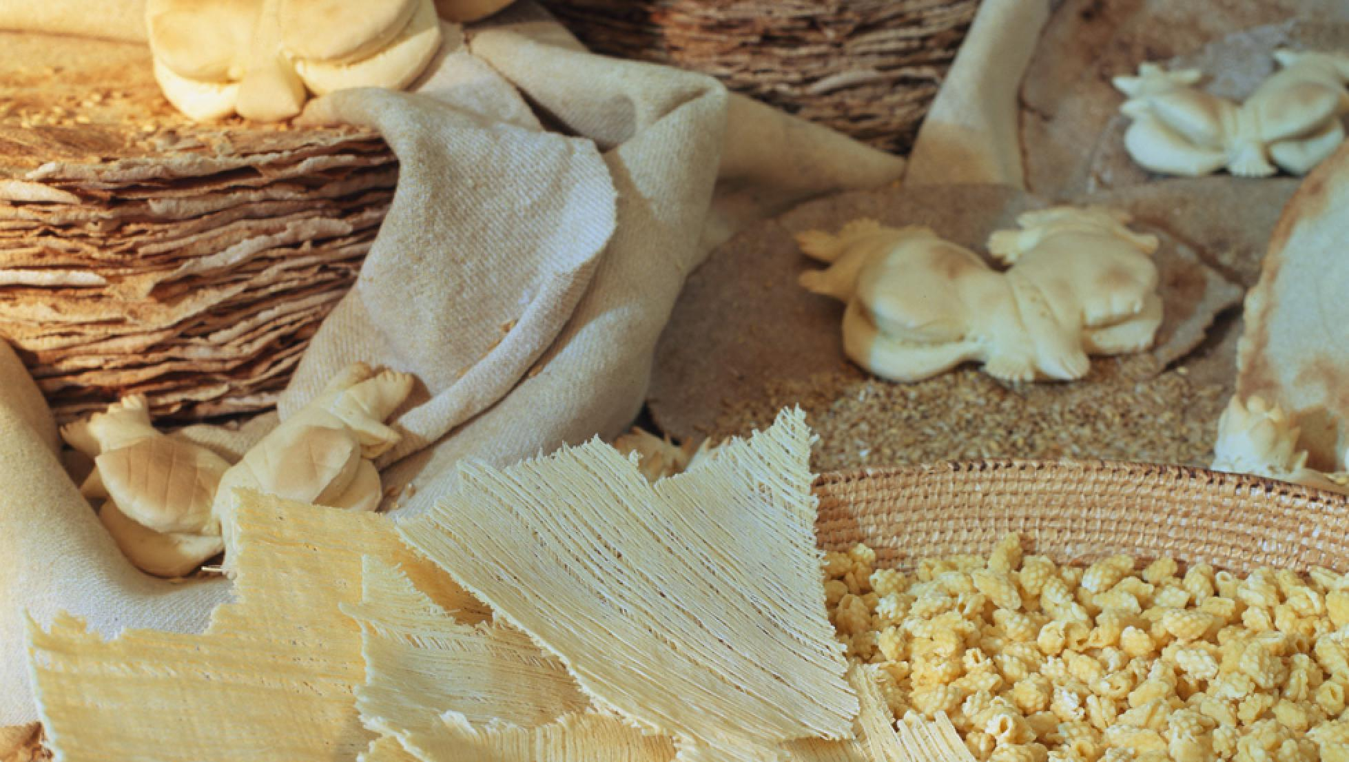 Filindeu e maccarones de busa - Oliena