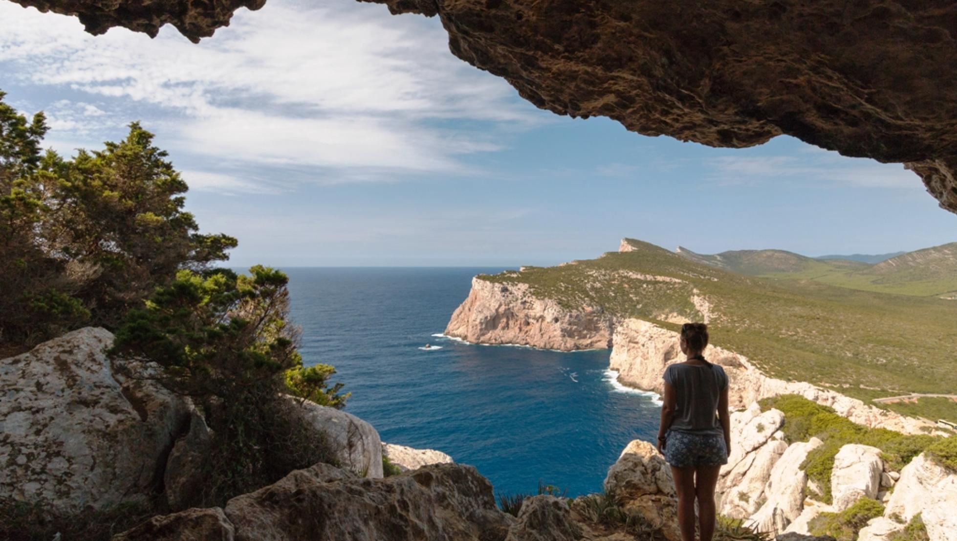Veduta di Capo Caccia - Alghero
