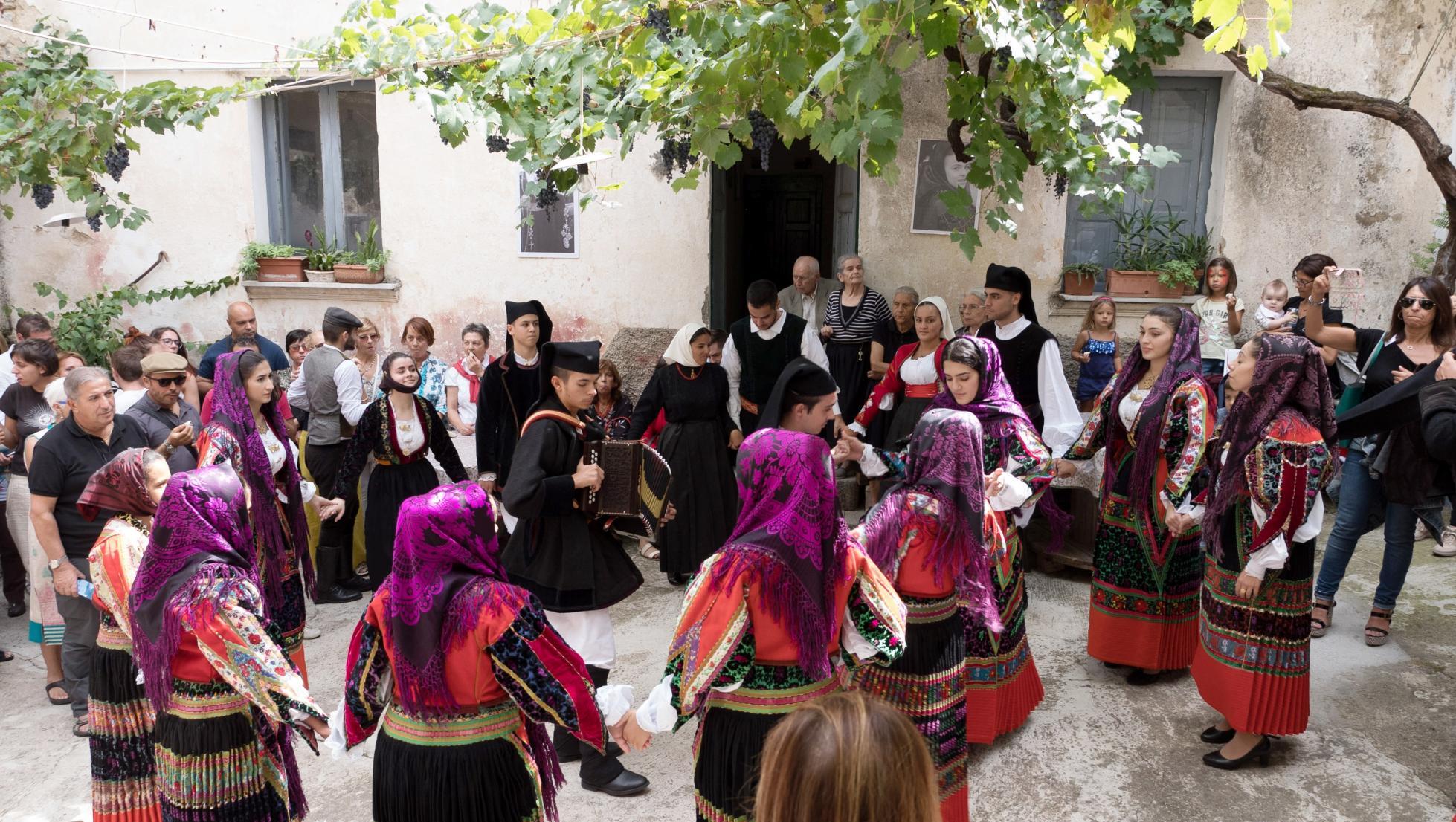Autunno in Barbagia - Cortes a Bitti