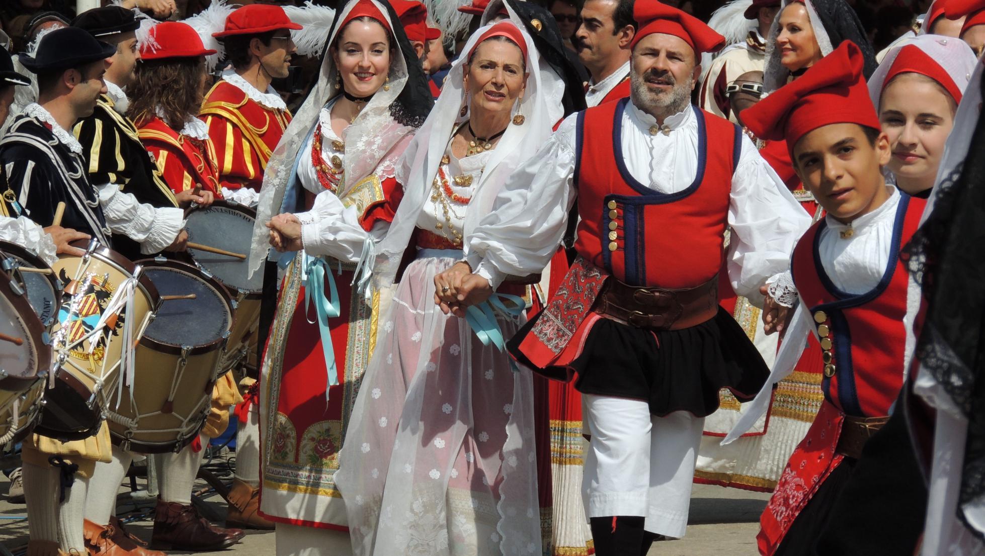 cavalcata sarda_sfilata abiti tradizionali