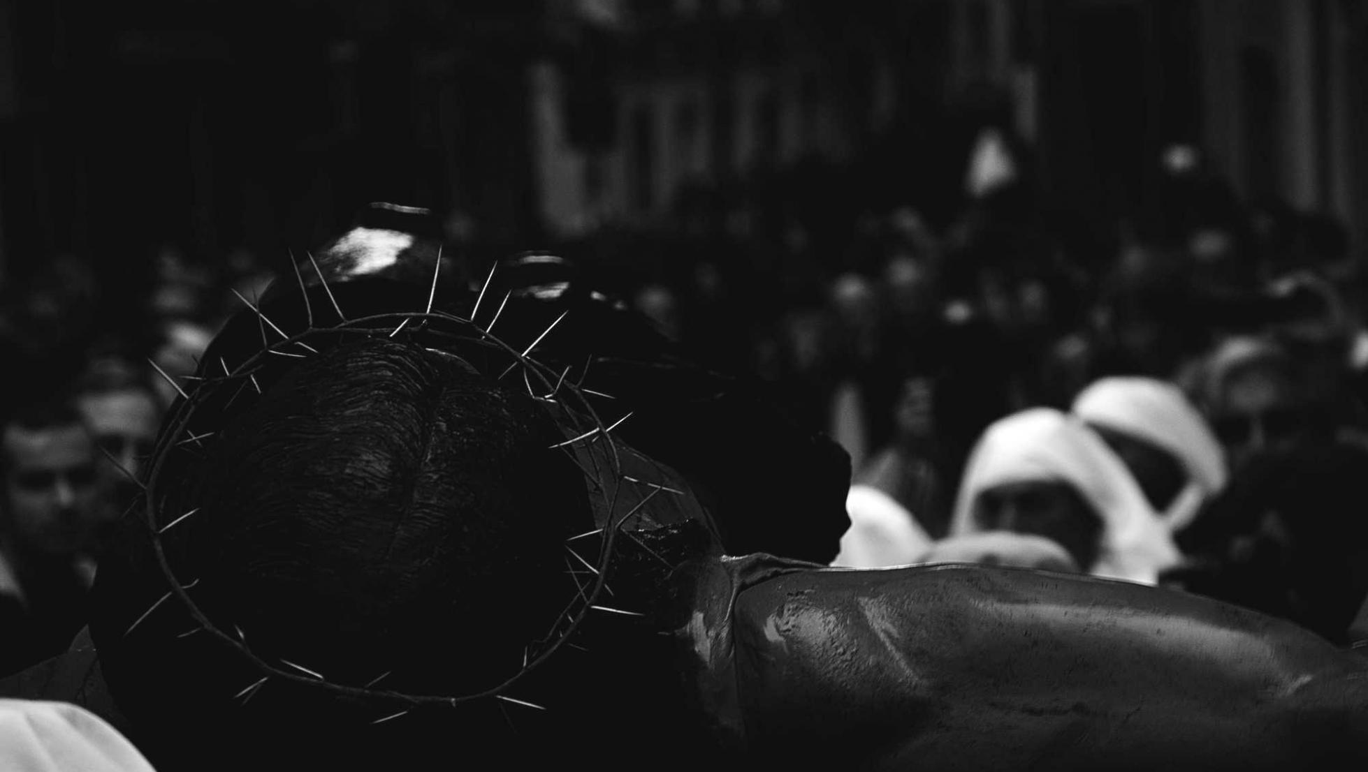 Cristo in processione - Cagliari