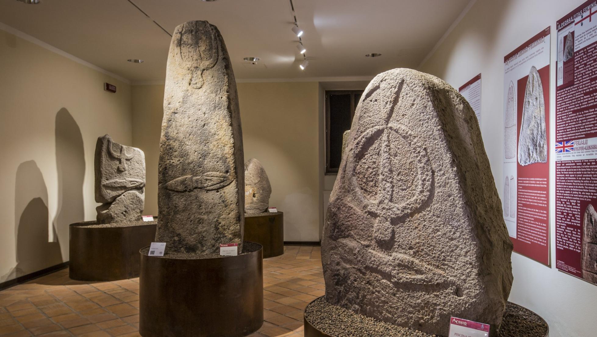 Menhir Museum - Laconi