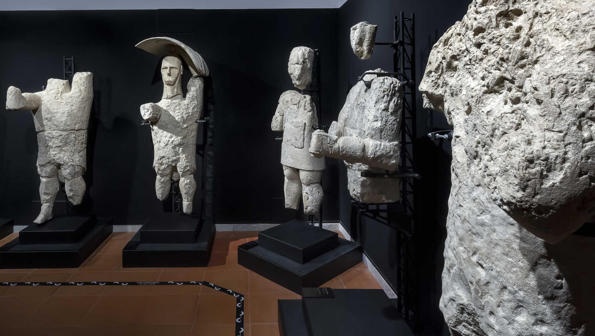 Giganti Mont'e Prama - Museo Archeologico