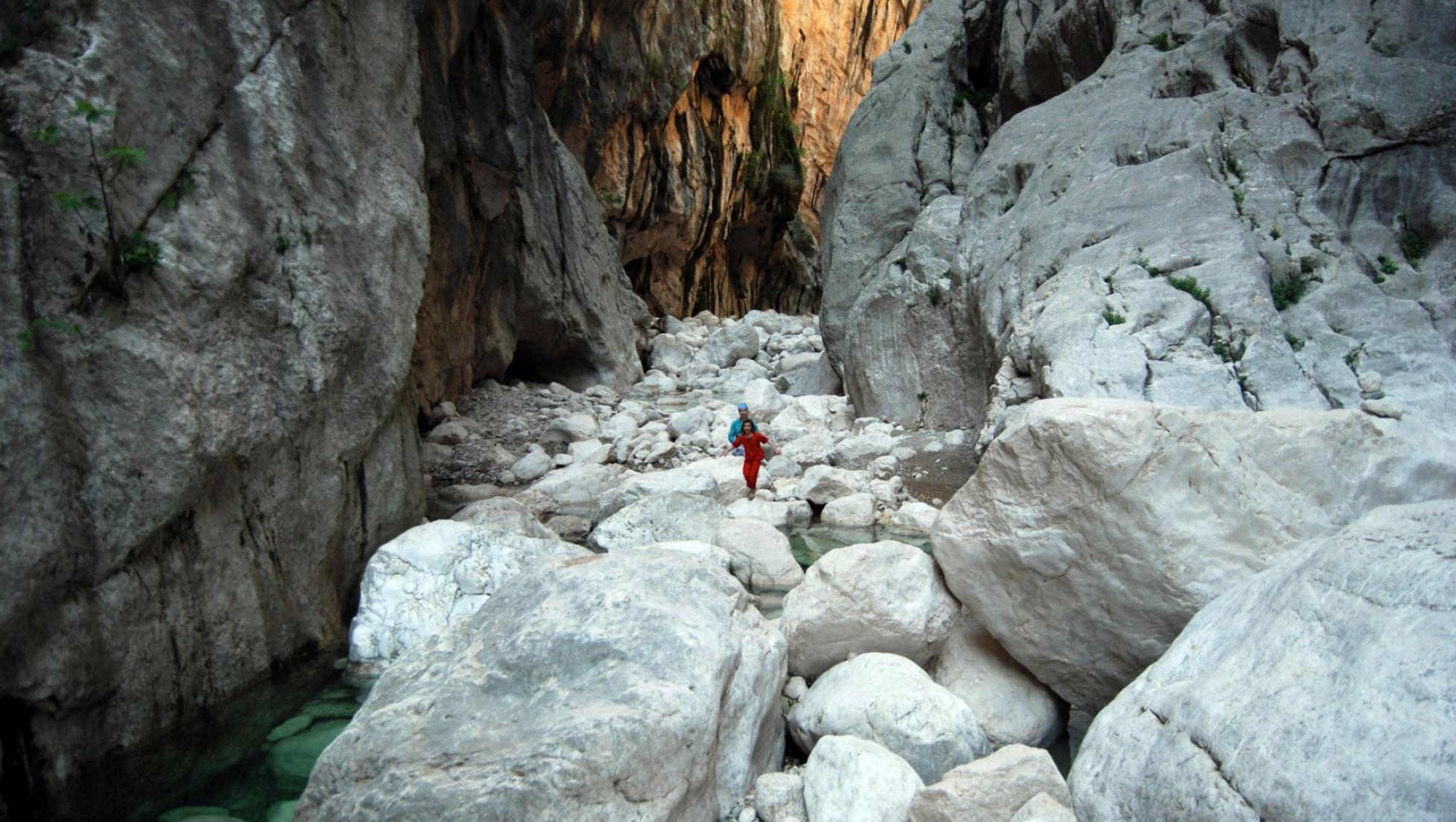 Canyon Gorropu_interno