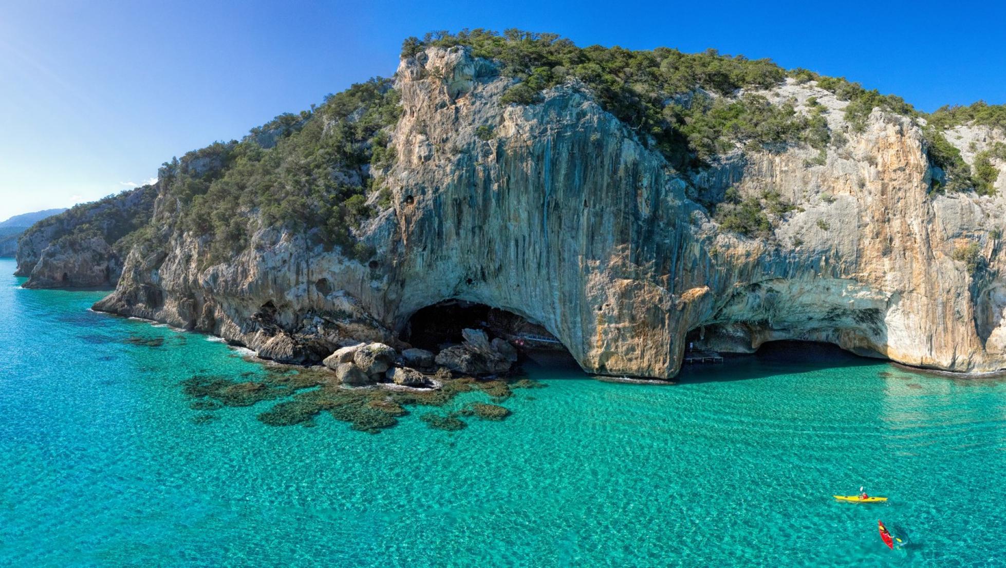 Grotte del bue marino - Cala Gonone - Dorgali