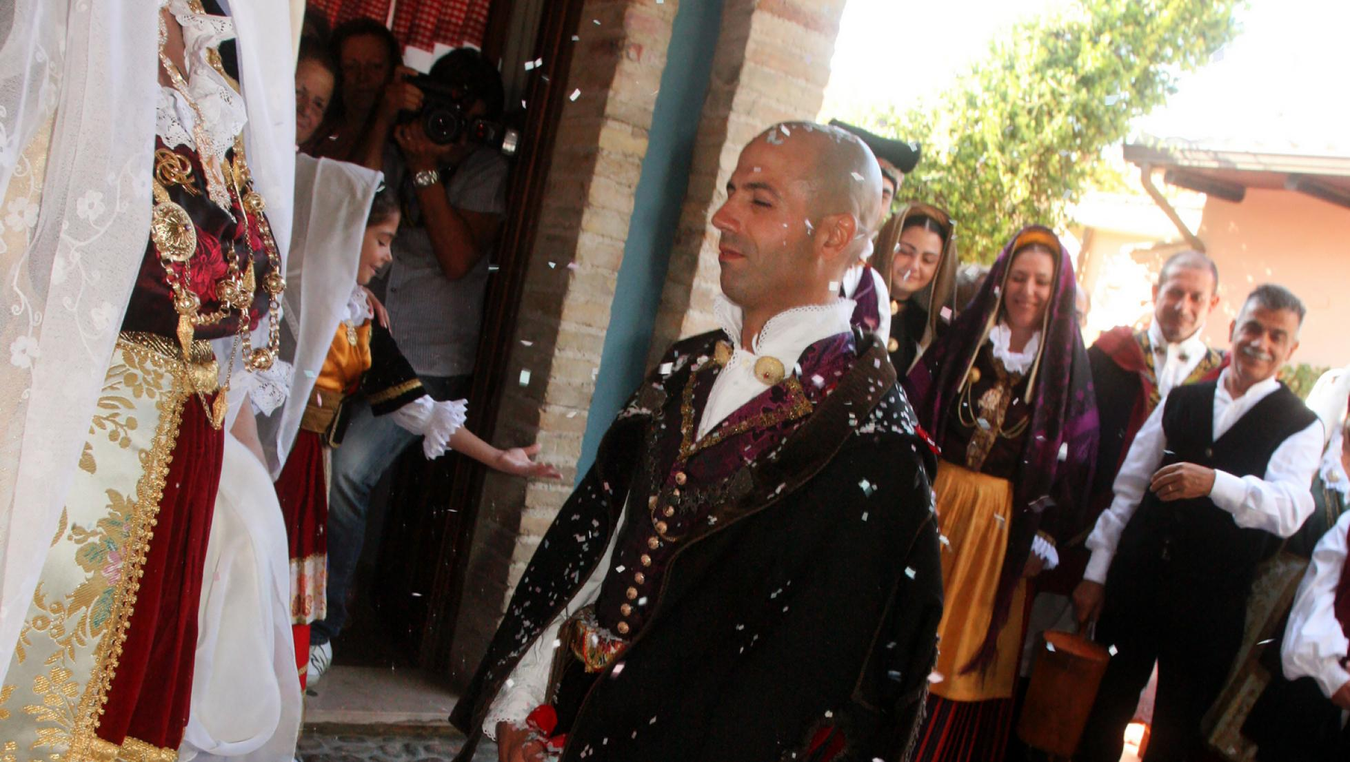 Benedizione dello sposo
